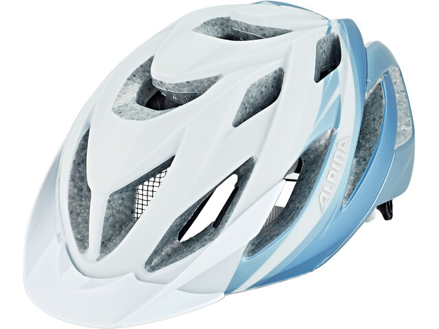 Alpina Lavarda L.E. Helm white-lightblue
